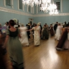 Bal Jane Austen dans la Ballroom - Assembly Rooms, Bath