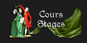 Cours / Stages
