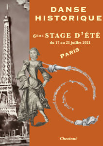 Flyer Stages Été Paris DaP 21