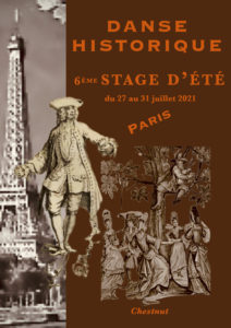 Flyer Stages Été Paris HK 3